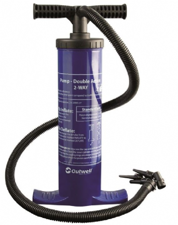 Outwell Double Action Pump 2 Way Air Pump